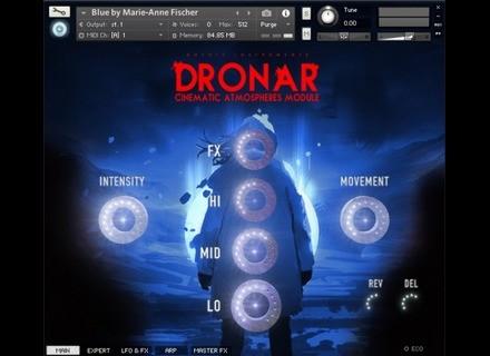 Gothic Instruments Dronar Cinematic Atmospheres