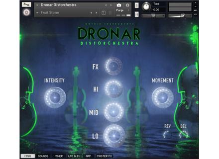 Gothic Instruments Dronar Distorchestra