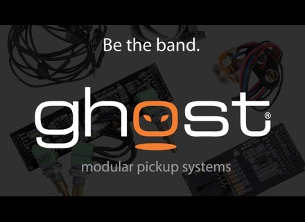 Graph Tech GHOST (MODULAR PICKUP SYSTEM)