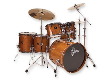 Gretsch Catalina Maple Fusion 22'' Amber