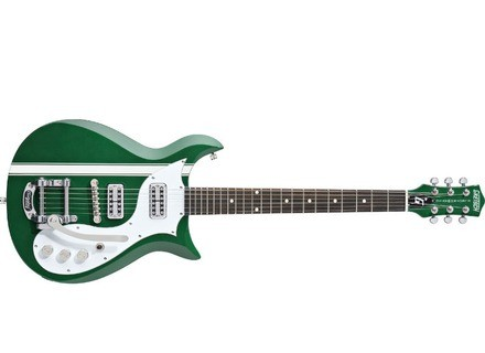 Gretsch G5135GL G.Love Signature Electromatic CVT - Phili-Green with Competition Stripe