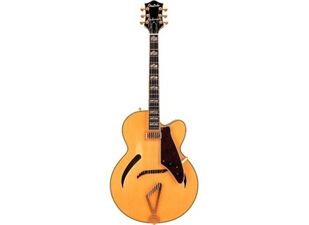Gretsch G6040MCSS Synchromatic Cutaway Archtop - Natural
