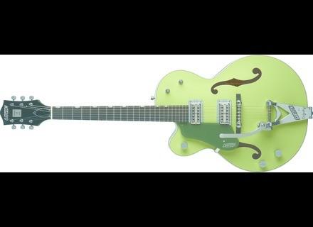 Gretsch G6118TLH Anniversary - 2-Tone Smoke Green