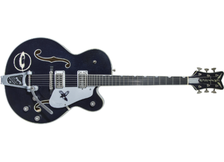 "Gretsch G6136T-CSTRR Custom Shop Rich Robinson ""Magpie"" with Bigsby"
