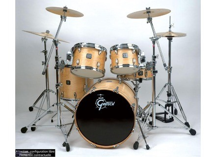 Gretsch USA Maple UDF824 Fusion 22""