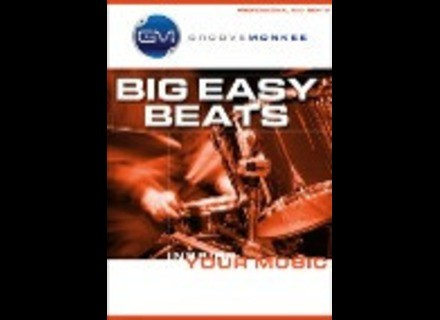 Groove Monkee Big Easy MIDI Drum Loops