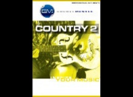 Groove Monkee Country MIDI Drum Loops