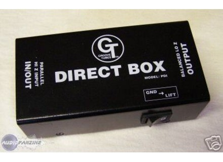 Groove Tubes PDI Passive Direct Box