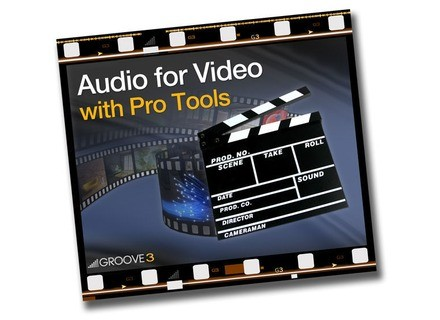 Groove3.com Audio for Video with Pro Tools