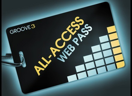 Groove3.com Groove 3 - 1 Year Pass