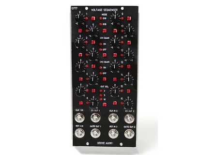 Grove Audio GMS777 Voltage Sequencer