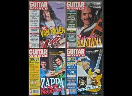 Guitar World Magazines français