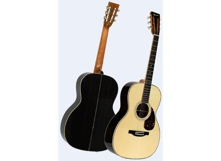 Guitares Boucher AVT-BN-000-12FTB