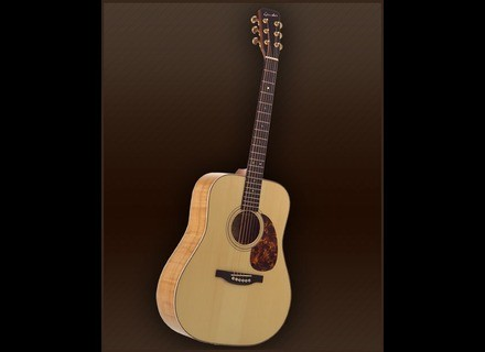 Guitares Boucher Studio Cherry Goose Dreadnought