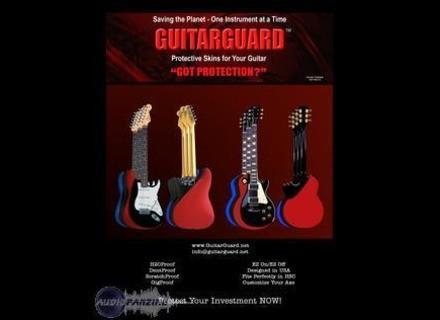 GuitarGuard Guitar Skin
