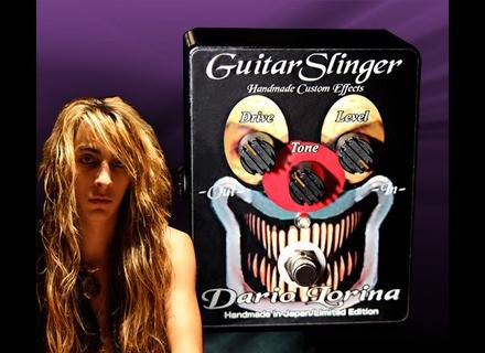 GuitarSlinger Products Dario Lorina Custom Overdrive
