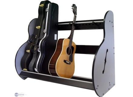 Guitarstorage.com Band Room Guitar Case Rack