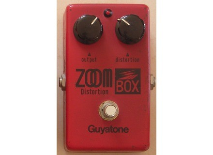 Guyatone PS-102 Zoom Distortion