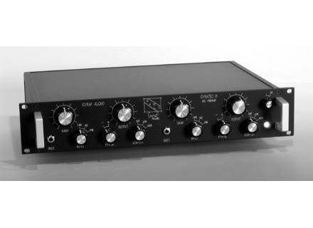Gyraf Audio Gyratec IX - Dual Tube Microphone Preamplifier