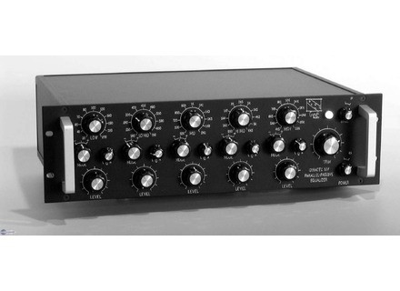 Gyraf Audio Gyratec XIV - Parallel-Passive Stereo Tube Equalizer
