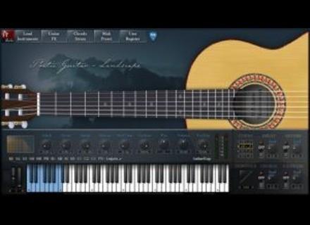 H.E. Audio Poetic Guitar-Landscape (PGL)