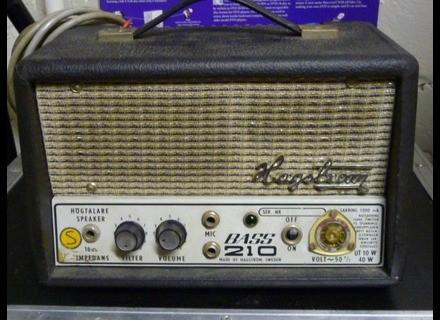 Hagstrom Bass 210