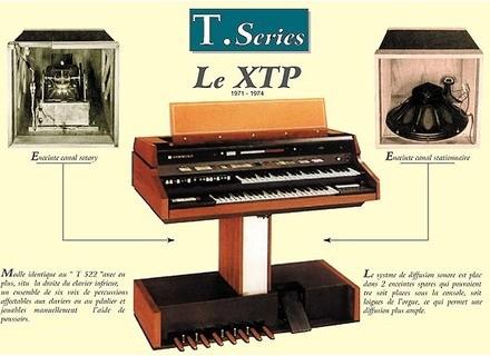 Hammond XTP
