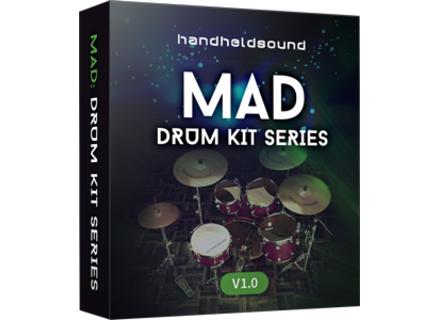 HandHeldSound MAD: Drum Kit Series