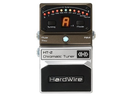 HardWire Pedals HT-2 Chromatic Tuner