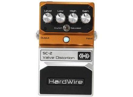 HardWire Pedals SC-2 Valve Distortion