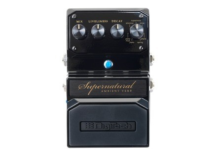 HardWire Pedals Supernatural Ambient Verb
