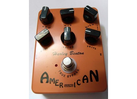 Harley Benton American tone