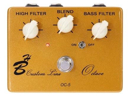 Harley Benton Custom Line OC-5
