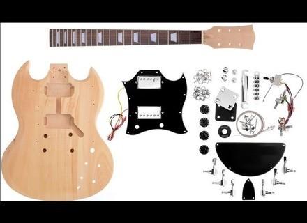 Harley Benton Electric Guitar Kit SG-Style