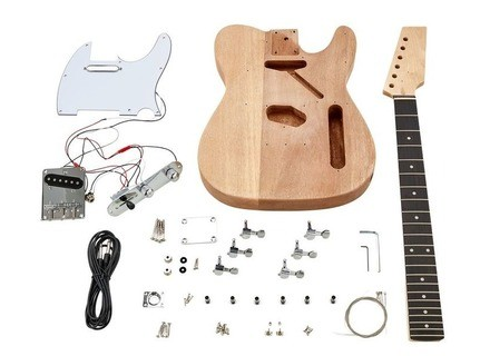 Harley Benton Electric Guitar Kit T-Style