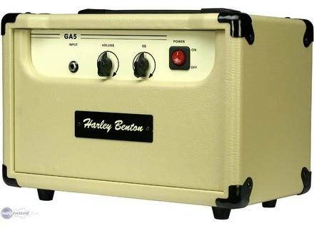 Harley Benton GA5 Head