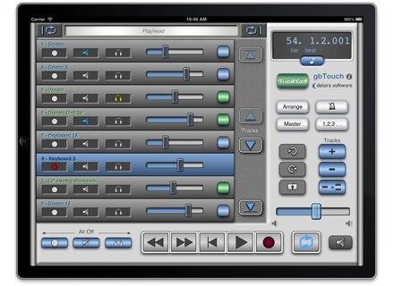 Harmony Systems gbTouch 3