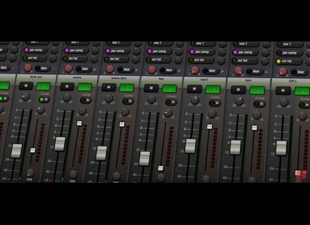 Harrison Consoles Mixbus 32C 4