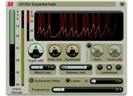 Harrison Consoles XT-EG Expander / Gate