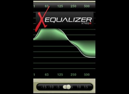 Harrison Consoles XT-EQ Equalizer