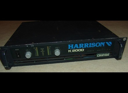 Harrison Information Technology LTD K2000