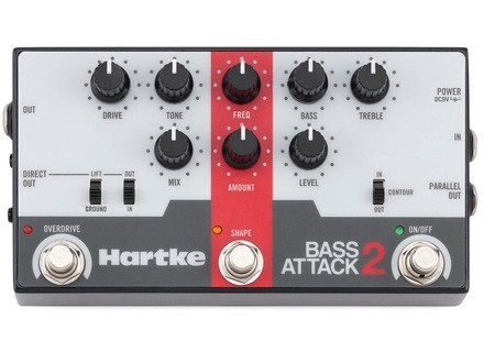 Hartke Bass Attack 2
