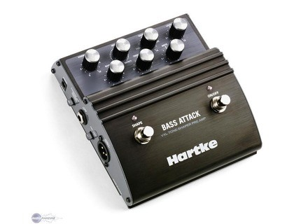 Hartke VXL Bass Attack