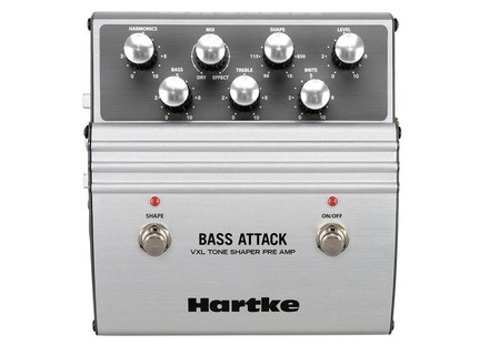 Hartke VXL Bass Attack Thomann's 60th anniversary Silver Limited Edition