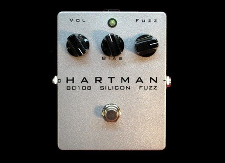 Hartman Electronics BC108 Silicon Fuzz