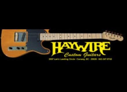 Haywire Custom Guitars Stratotelia