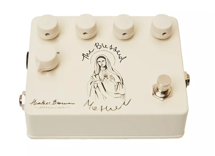 Heather Brown Electronicals The Blessed Mother