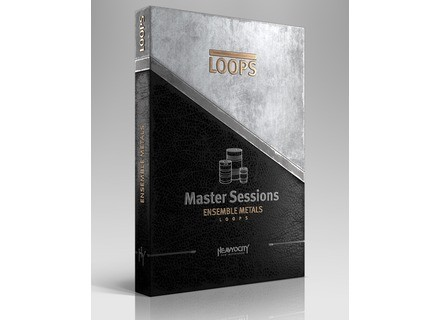 Heavyocity Master Sessions: Ensemble Metals – Loops