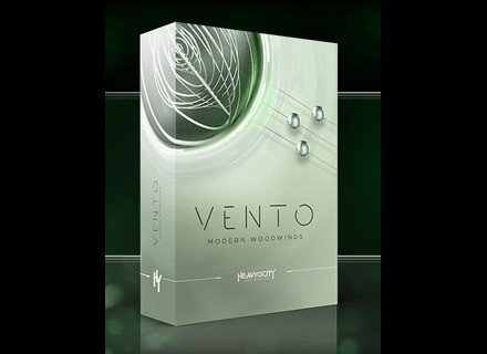 Heavyocity Vento Modern Woodwinds