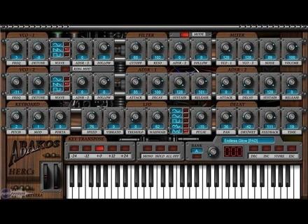 Hercs Music Systems Abakos [Freeware]